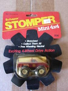 Vintage MOC  Patent Pending Schaper Stomper Mini Chevy Pickup Truck Rare