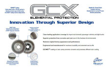 Disc Brake Rotor-GCX by StopTech G-Coated Brake Rotors Front Centric 320.66069