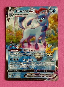 Glaceon VMAX - 209/203 - Evolving Skies - Alt Art Secret Rare - Pokemon Card