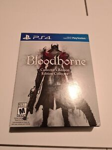 Bloodborne -- Collector's Edition (Sony PlayStation 4, 2015) with guide