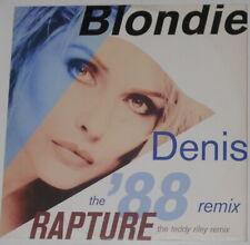 "Blondie - Denis the '88 remix - original 1988 U.K. 12"" EP vinyl"