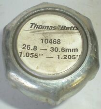 "ELECTRICAL CONNECTOR T&B THOMAS BETTS 10468 3/4"" LIQUID TIGHT 1.055-1.205"" 3pc"