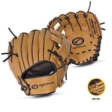 Optimum Extreme Gant de Baseball enfant marron Jnr