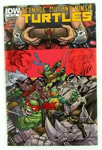 Teenage Mutant Ninja Turtles #49 Cover A First Print IDW Comic Book August 2015