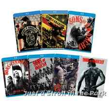 Sons of Anarchy: Complete TV Series Seasons 1 2 3 4 5 6 7 Box / BluRay Set(s)