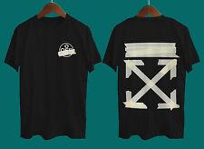 2020 New Off-White Tape Arrows Cotton T-shirt Size S - 5XL