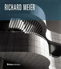 Richard Meier (Electa's Modern Masters)-ExLibrary