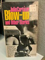 JULIO CORTAZAR - Blow Up & Other Stories - Vintage Paperback - VG