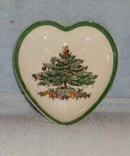 "Spode Christmas Tree 4.25"" Trinket Dish"
