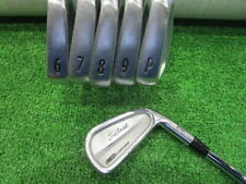 Titleist 712 CB Iron Set 5-9+PW RH KBS Tour V 110 S Flex G907