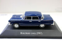 New 1/43 Scale Diecast Model Car Borgward 230GL 1967 For collection