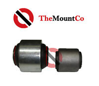 2x Panhard Rod Bushes Rubber Bush Set To Suits Nissan Patrol GU Wagon 2000-on