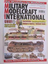Magazine: Military Modelcraft International - February 2017 - Color Profiles