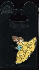 Princess Belle Reading Glitter Dress Beauty and the Beast Disney Pin 120483