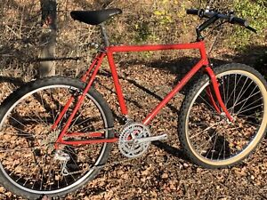 Vintage Fisher Ritchey 1983 Competition Mountain Bike RARE Fillet Brazed Retro