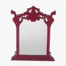 Closeout! Dollhouse Miniature Platinum Hapsburg Mirror, MH,P3012