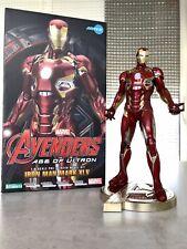 Avenger Iron Man Mark XLV Kotobukiya Art FX Statue No Gentle Giant Sideshow