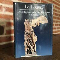 Il Louvre Antiquariato Greche Etrusco E Romana Scala Museo Nazionale 1991