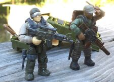 Force Recon Marine Military Special Force Minifigures #4 & 5  LEGO / Mega Bloks