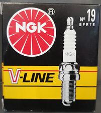 4 x NGK V-Line 19 Zündkerze BPR7E 7265 Subaru, Volvo #