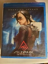 Aeon Flux (Blu-ray,2006) Charlize Theron, Brand New Factory Sealed! Usa!