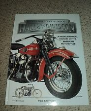 The Complete Catalog Of Harly Davidson 1997 Tod Rafferty VF