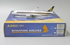"Singapore Airlines Airbus A350-900 ""10000th"" JC Wings 1:400 Diecast XX4857"