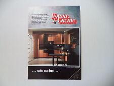 advertising Pubblicità 1988 VENETA CUCINE - BIANCADE TREVISO
