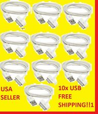 10X 3FT USB Charging Data Sync Cable Cord for iPod Touch iPhone 3GS 4G 4S  iPad2