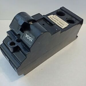 CROUSE HINDS MD2150A 2 POLE  150 AMP TYPE MD-A  120/240V MAIN CIRCUIT BREAKER