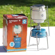 Lampe Lumogaz portative N 206 sans cartouche camping gaz vintage