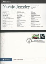 # 3750 NAVAJO JEWELRY  2004 First Day of Issue Ceremony Program