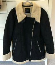 3dfbd29c Zara Coats, Jackets & Waistcoats for Suede Outer Shell Women for ...