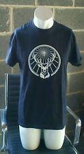 "Black Jagermeister t shirt size Medium new 36-38"" pub bar drink music Stag night"
