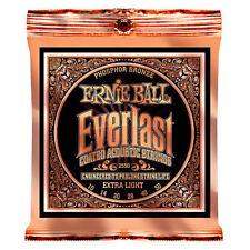 Recambios y accesorios Ernie Ball para guitarras y bajos para guitarra acústica