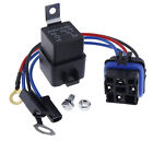 Starter Relay Kit Replaces John Deere AM107421 AM106304 w/ WATER TIGHT CONNECTOR
