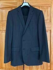 HUGO Hugo Boss Aiko1/Heise Suit in Black, size 36R Men's