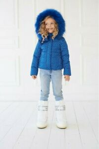 Jacket LuxLook Polka dot growth 116 Куртка LuxLook Горошек рост 116