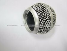 1pc Replacement Ball Head Mesh Microphone Grille for Shure SM58 S4