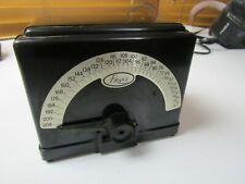 Franz Electric Metronome Lm-4 Bakelite Art Deco Beat Tempo vg T13