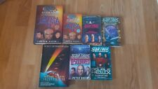 More details for star trek the next generation tng sci fi novel book bundle free postage