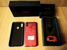 UMIDIGI F1 Play Rot Smartphone 6.3 Zoll 6GB + 64GB ohne Vertrag Handy Dual SIM