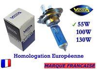 """✨ Ampoule Xénon VEGA® """"DAY LIGHT"""" Marque Française H7 55W 5000K Auto Phare ✨"""