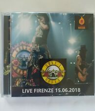 Guns N Roses CD Live Firenze 15.06.2018