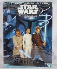 Star Wars Attack of the Clones Two Player Trading Card Game Wizards of the Coast