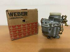 Carburetor Weber 30-icf-10 for FIAT NEW OLD STOCK