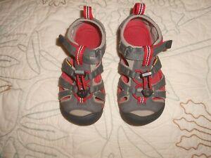 KEEN Little Boy's Seacamp II CNX Sandals Size 11