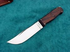 ANTIQUE KINFOLKS KNIFE & HATCHET SET MINT IN ORIGINAL SHEATH