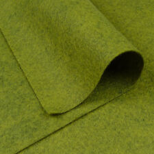 Woolfelt Nettle Green ~ 22cm x 90cm / quilting felt wool fabric Christmas tree