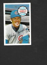 1970 KELLOGGS 3-D #31 Randy Hundley  CHICAGO CUBS  NM  ( No Cracks )   A